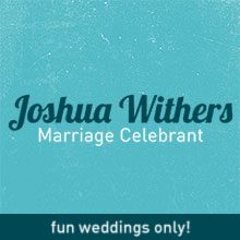 Josh Withers Wedding Celebrant